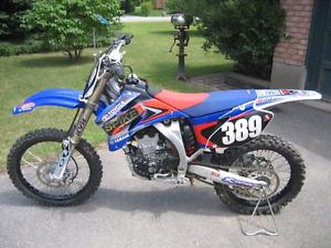 2009 Yamaha YZF290F
