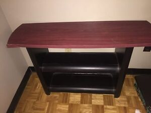 Wooden TV Stand for approx 40' TVs (Moving out sale)