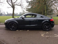 audi tt mk2 cat d accident damaged breaking for spares and repairs bwa 2.0 turbo call thanks