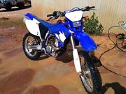 05 Yamaha WR250F Wandoan Dalby Area Preview