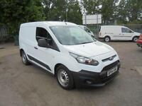 Ford Transit Connect T200 1.6 Tdci 75Ps Van DIESEL MANUAL WHITE (2015)