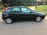 Ford Focus 1.8i Ghia 5dr hatch - V RARE CAR !