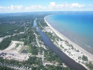 1,2,3,4 and 5 BEDROOM COTTAGE RENTALS  IN WASAGA BEACH