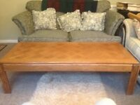 "Extra Large Coffee Table (W 4'6""xD 2'xH 1'3"")"