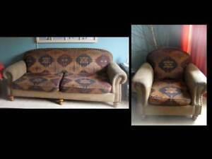 SOUTHWEST Designed Sofa and chair!