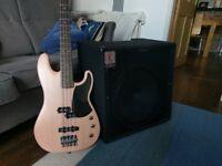 """Eden EC15 15"""" 180W Bass Combo"""