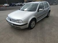 2001 VW Golf 1.6cc