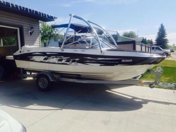 Used 2010 Bayliner bayliner 185 flight series