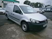 Volkswagen Caddy Maxi 1.6tdi 102ps Automatic Air Con DIESEL AUTOMATIC (2013)