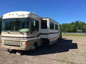 GREATLY REDUCED! Class A RV & Tow Vehicle