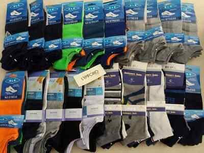 stock 480 paia calze fantasmino uomo e donna 95% cotone a cent 0,30 il paio