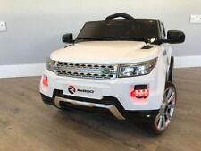 Kids Range Evogue Like 12V Electric Motor Battery Operated Ride On Car
