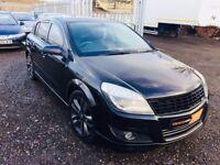 2007 Vauxhall Astra Diesel** Fresh MOT** Body Kit** Alloy Wheels** Fog Lights ** Superb Drive**