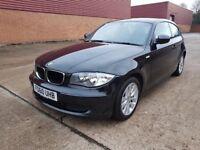 **STUNNING** 2011 BMW 1 Series 2.0 116d ES 3dr, LONG MOT, HPI CLEAR !