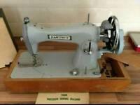 Retro Seemstress sewing machine