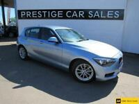 2012 BMW 1 Series 2.0 118d SE 5dr Diesel blue Manual