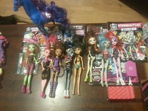 monster high stuff