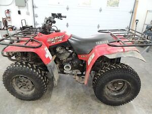 VTT Yamaha Big Bear 350 4x4 1997