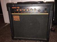 Roland DAC Guitar amplifier