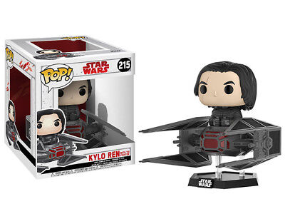 Funko POP Deluxe Star Wars Kylo Ren with Tie Fighter Damaged Box Cake - Cake Pop Boxes