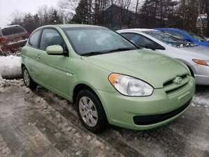 2010 ACCENT (( NEW MVI )) CALL 434-7742 OR TEXT 209-9180