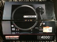 Reloop RP4000M Record Player / Turntable. 9.9/10 condition. Local pick up or buyer pays shipping.