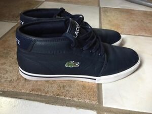 New Lacoste Shoes used twice