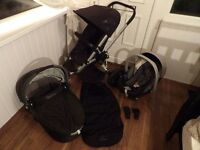 Full Quinny buzz 3 travel system