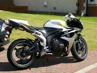 CBR 600 RR-8 HANN SPREE LIMITED EDITION, VERY DESIRABLE MODEL, FANTASTIC PERFORMANCE SUPERBIKE