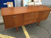 Gorgeous Retro Teak Sideboard