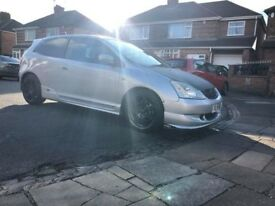 2002 Honda Civic Type R FSH