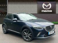 2017 Mazda CX-3 1.5 Skyactiv D Sport Nav Suv 5dr Diesel s/s 105 Ps Hatchback DIE