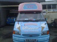 Ice cream van for sale lez compliant