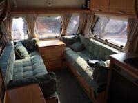 swift corniche caravan 2 berth 1999