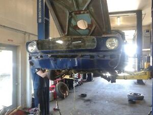 Project 1965 ford mustang