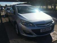Vauxhall astra 2015 Automatic