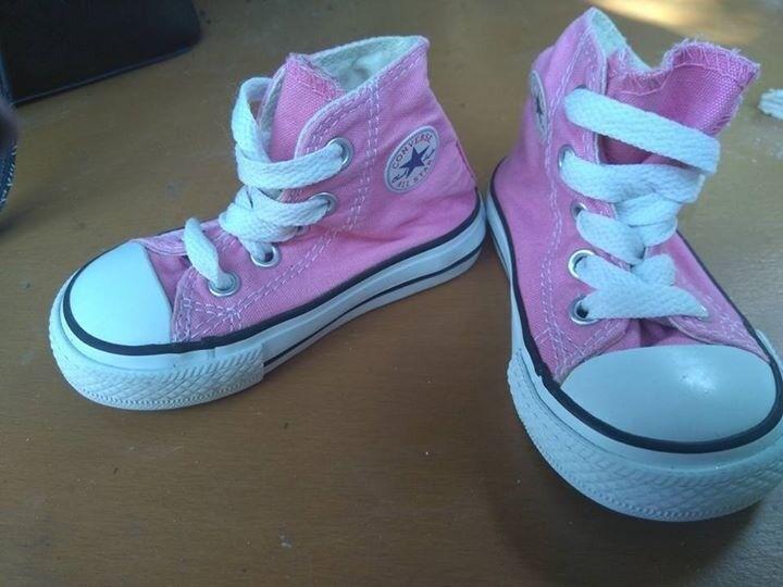 super goedkoop zo goedkoop nieuw concept baby converse size 4 | in Northfleet, Kent | Gumtree