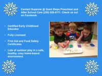 Giant Steps Preschool and After School Care