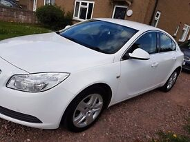 Vauxhall Insignia Diesel. Lovely condition