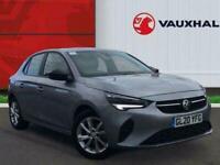 2020 Vauxhall CORSA 5 DOOR 1.2 Se Hatchback 5dr Petrol Manual 75 Ps Hatchback PE