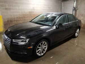 2017 Audi A4 LEASE takeover only need $3000
