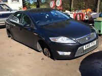 Ford Mondeo Titanium X 2.0tdci 2010 For Breaking