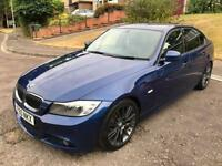 2011 BMW 320d Sport Plus 184BHP - LEATHER - START/STOP - WIDESCREEN SAT NAV