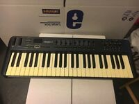 M-AUDiO midi keyboard oxygen49