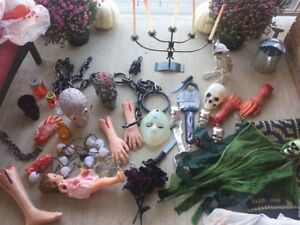 Halloween Lot for Sale!