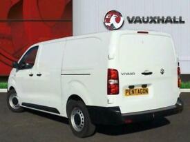 2021 Vauxhall VIVARO PANEL 1.5 Turbo D 2900 Edition Panel Van 5dr Diesel Manual