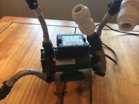 Salamander CT50+ Twin Shower Pump