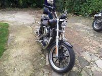 Harley Davidson Sportster XL Superlow L 883cc