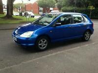 Honda Civic Full service history!