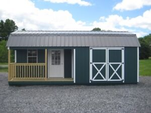 Outdoor Buildings ~ Sheds for Everyone!